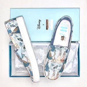 TOMS x Disney CINDERELLA Luca Slip-On Sneaker